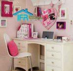 set meja belajar anak minimalis