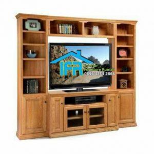 set bufet tv minimalis klasik