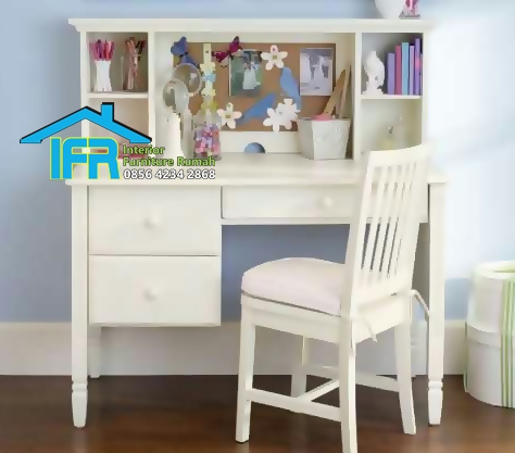 set meja belajar anak modern
