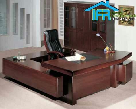 set meja kerja kantor