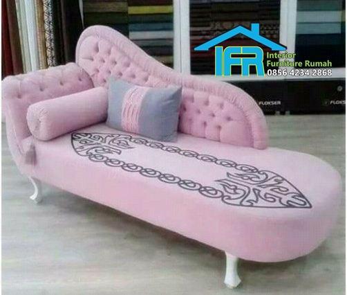 Kursi sofa sudut santai jepara