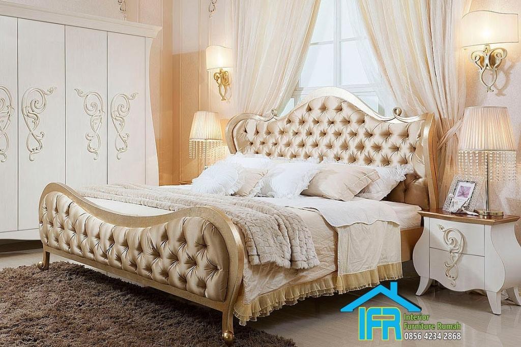 Desain Set Tempat Tidur Mewah Desain Set Tempat Tidur Mewah