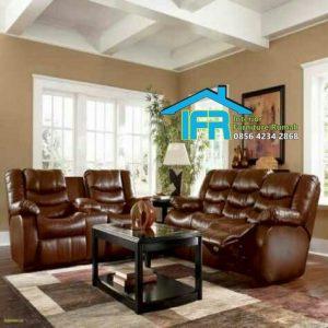 set kursi sofa tamu modern