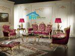 kursi sofa tamu mewah baroque jepara