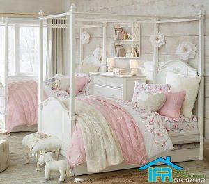 set kamar tidur anak mewah