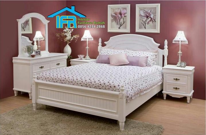 model set tempat tidur anak mewah