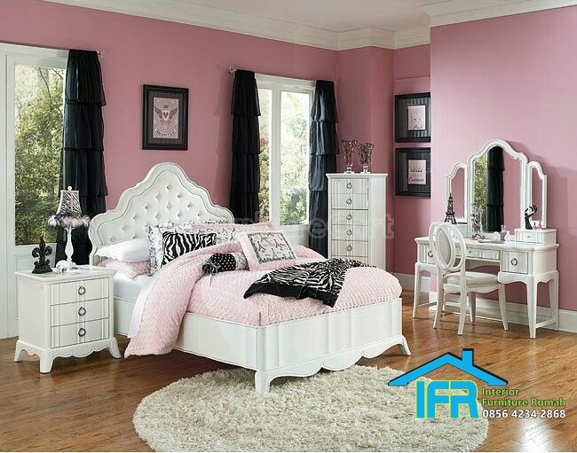 model set kamar tidur mewah terbaru