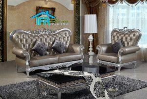 kursi sofa tamu ukiran modern