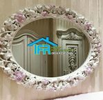 Cermin Hias Ukiran
