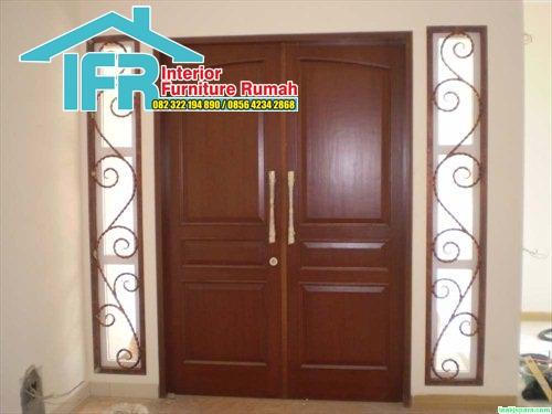 Pintu Rumah Minimalis Natural