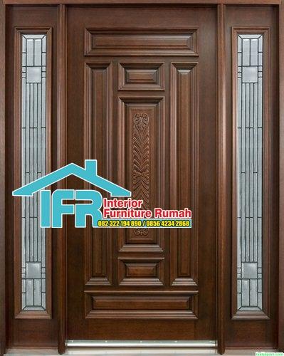 Pintu Utama Minimalis