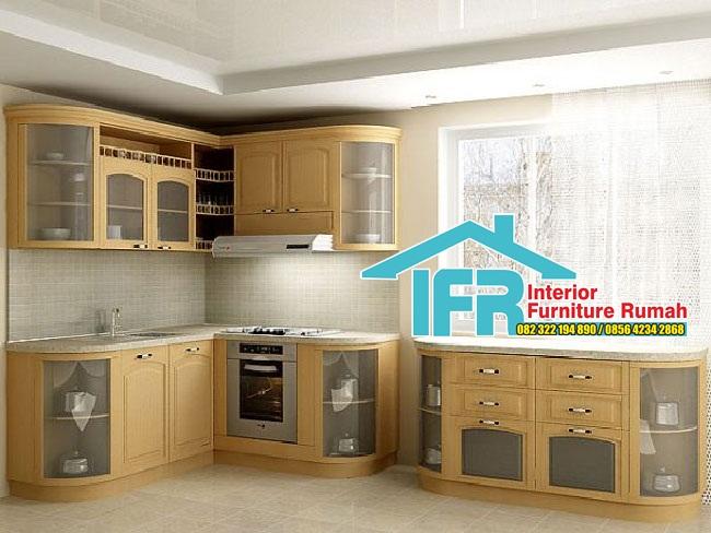 kitchen set etalase
