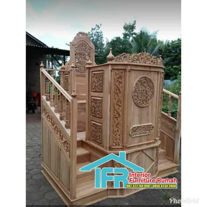 mimbar masjid cordoba