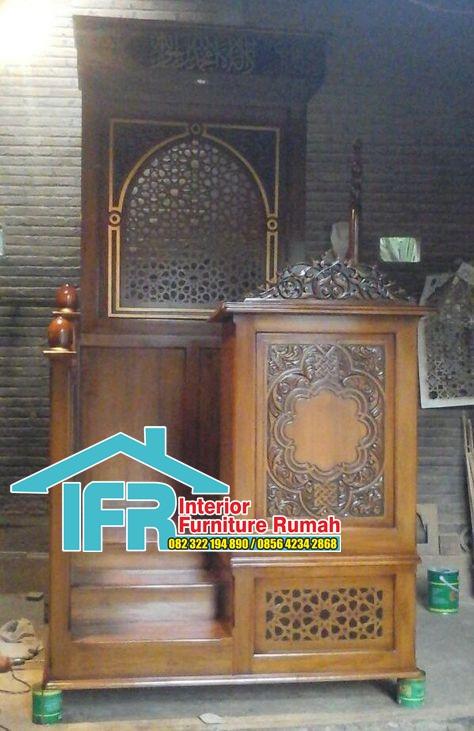 Mimbar Masjidil Haram