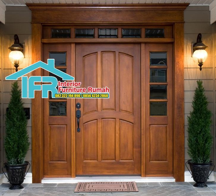 Pintu Rumah Elit