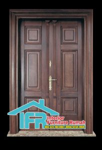 Pintu Rumah Dua