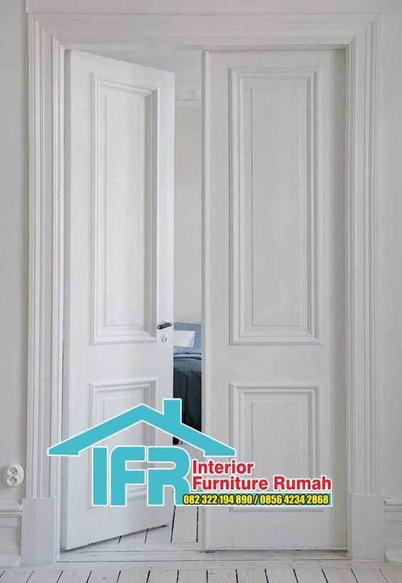 pintu rumah dua daun