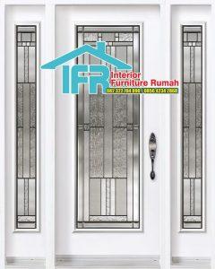 Pintu Rumah Full Kaca