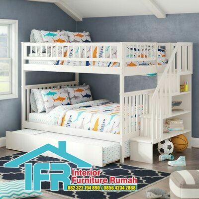 Pusat Tempat Tidur Anak Tingkat