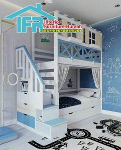 Set Tempat Tidur Anak Tingkat 2020
