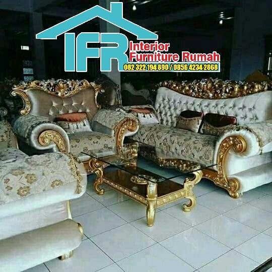 Harga Kursi Tamu sofa Terbaik