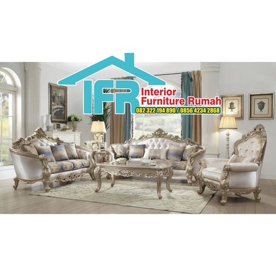 Kursi Tamu Sofa Minimalis Modren