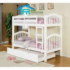 set tempat tidur anak tingkat mewah
