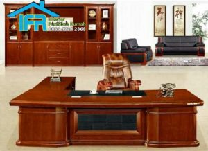 set meja kantor mewah terbaru