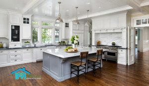 kitchen set minimalis mewah
