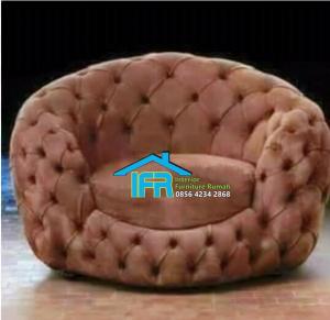 Kursi sofa santai ruang TV