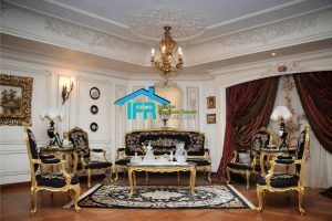 Set kursi sofa tamu italian jepara