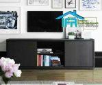 set bufet tv minimalis modern