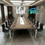 set meja rapat kantor mewah terbaru