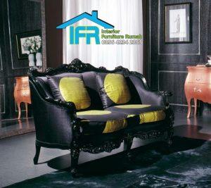 kursi sofa tamu ukiran modern jepara