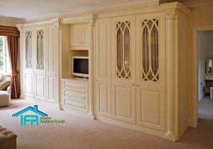 lemari bufet tv kamar tidur minimalis