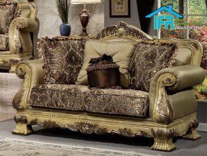 kursi sofa tamu mewah ukiran klasik