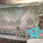 Gebyok Dekorasi Pernikahan