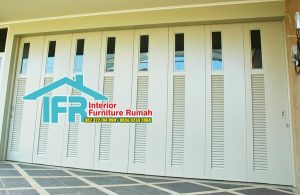 Pintu Garasi Rumah