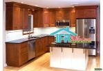 Kitchen Set Coklat