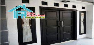 Pintu Rumah Dobel