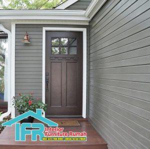 Pintu Rumah Gaya Modern