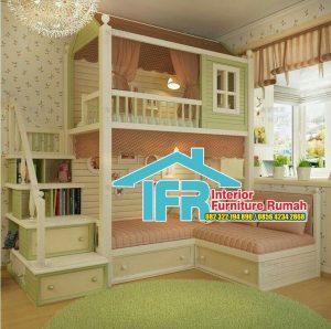 Desain Set Kamar Tidur Anak 2020