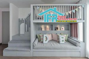 Set Kamar Tidur Anak 2020 Minimalis