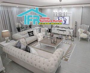 Pusat Sofa Klasik Mewah
